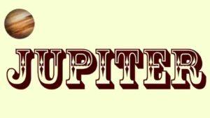 Jupiter Brand Logo by Galaxy Plywood